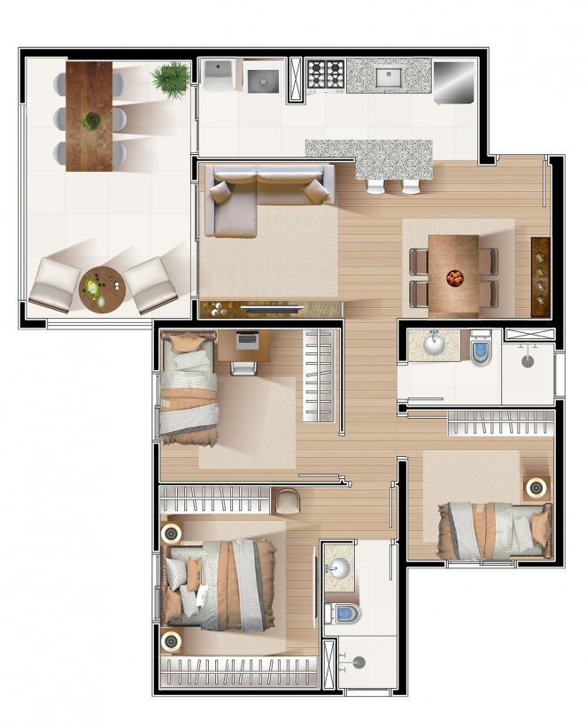 cidade-jardim-residence-club-jacarei-apto-2-planta-2
